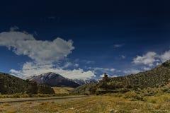 Nevada Mountains, los E.E.U.U. fotos de archivo