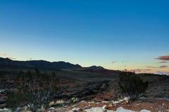 Nevada Mountains, los E.E.U.U. imagen de archivo libre de regalías