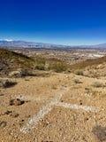 Nevada natura obrazy stock