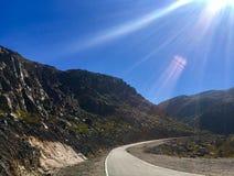 Nevada Nature. Rocks and mountains Stock Photos