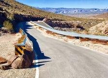 Nevada Nature. Rocks and mountains Royalty Free Stock Photos