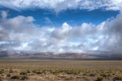 Nevada-North of Goldfield Stock Photo