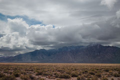 Nevada-North of Goldfield Royalty Free Stock Photography