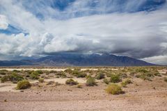 Nevada-North of Goldfield Royalty Free Stock Image