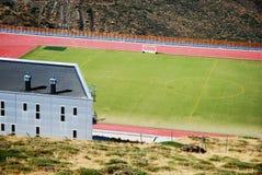 nevada olympic toppig bergskedjastadion Royaltyfri Fotografi