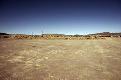 Nevada Outback Theme Arkivfoton