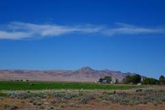 Nevada Ranch lizenzfreie stockbilder