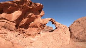 Nevada ` s łuku skała zbiory