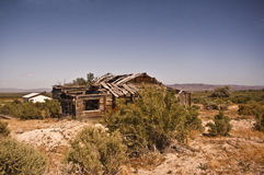 Nevada Shack Stock Photos