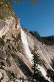 Nevada siklawy w Yosemite Fotografia Royalty Free