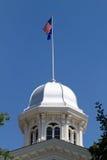 Nevada stanu Capitol kopuła Zdjęcia Royalty Free