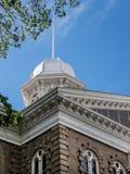 Nevada stanu Capitol kopuła Zdjęcie Stock