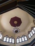 Nevada State Capitol Annex, interior dome Stock Photo