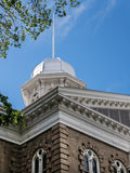 Nevada State Capitol dome. Architectural details, Nevada State Capitol in Carson City Stock Photo