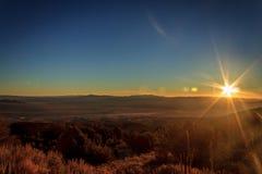 Nevada Sunrise photographie stock