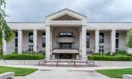 Nevada Supreme Court Building Royaltyfri Fotografi