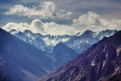 nevada toppig bergskedja Royaltyfria Bilder
