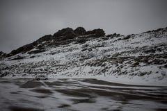 nevada toppig bergskedja Royaltyfria Foton