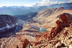 nevada toppig bergskedja Royaltyfri Foto
