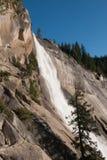 Nevada waterfalls in Yosemite Stock Image