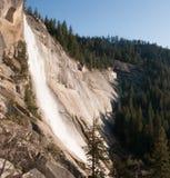 Nevada waterfalls in Yosemite Royalty Free Stock Image