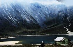 Nevado Fotografía de archivo libre de regalías