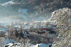 Nevado Chable Imagen de archivo