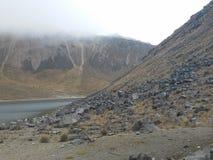 Nevado de托卢卡 库存照片