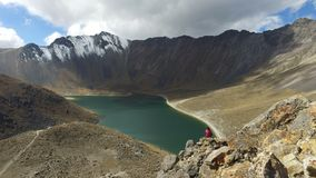 Nevado De Toluca Zdjęcie Stock