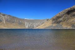 Nevado de Toluca Fotografie Stock Libere da Diritti