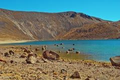 Nevado de Toluca, old Volcano Stock Images