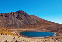 Nevado de Toluca, old Volcano near Toluca Mexico Royalty Free Stock Photography