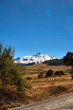 Nevado de toluca XInantecatl Στοκ Φωτογραφία