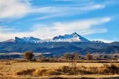 Nevado De Toluca Xinantecatl roadtrip zdjęcia stock