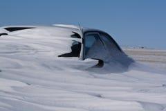 Nevado dentro Fotos de Stock