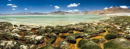 Nevado Tres Cruces park narodowy Zdjęcie Royalty Free