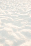 Neve Imagem de Stock