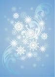 Neve Illustrazione di Stock
