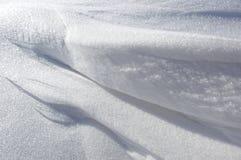 Neve immagini stock