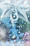 Neve Background E immagini stock libere da diritti