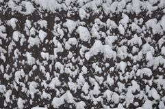 Neve, blizzard, fundo fotos de stock