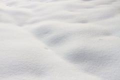 Neve branca fotos de stock