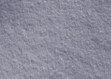 Neve brillante Immagini Stock Libere da Diritti