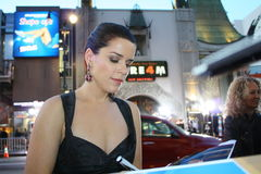 Neve Campbell Royalty Free Stock Photo