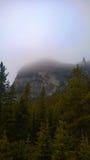 Neve da montanha do túnel Fotografia de Stock