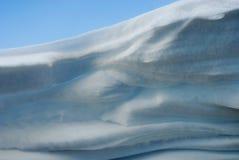 Neve das montanhas Fotografia de Stock Royalty Free
