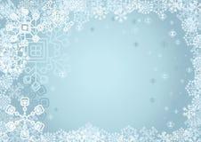 Neve de Digitas Fotos de Stock Royalty Free