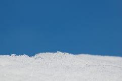 Neve di inverno Immagini Stock