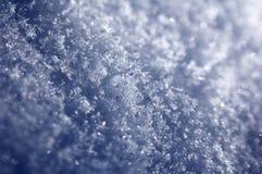 Neve di inverno Fotografie Stock Libere da Diritti