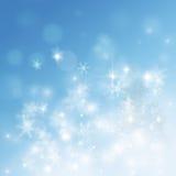 Neve fresca Immagini Stock Libere da Diritti